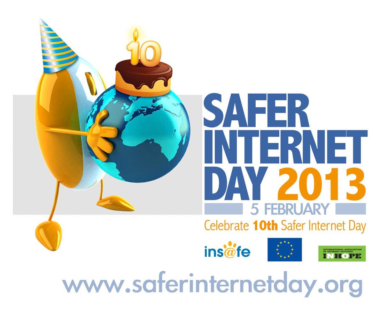 Safer Internet Day 2013 Logo
